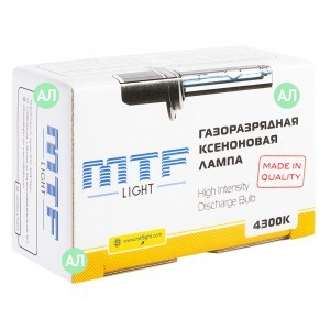 MTF-Light H1 с колбой Philips
