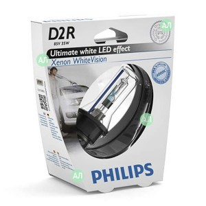 Philips D2R Xenon WhiteVision