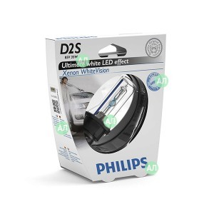 D2S Philips Xenon WhiteVision