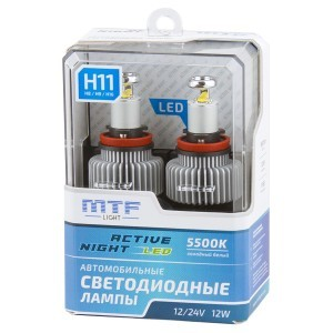 MTF-Light H8/H11/H9/H16 Active Night Gen.2