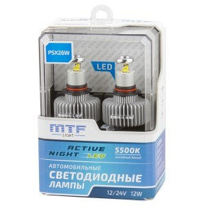 MTF-Light PSX26W Active Night Gen.2 - ANP26K5 (5500K)
