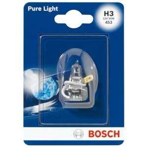 Bosch H3 Pure Light - 1 987 301 006 (блистер)