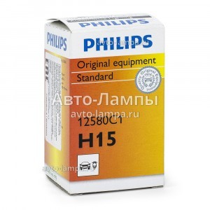 Philips H15 Standard Vision