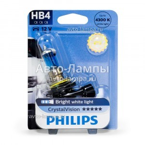 Philips HB4 CrystalVision - 9006CVB1