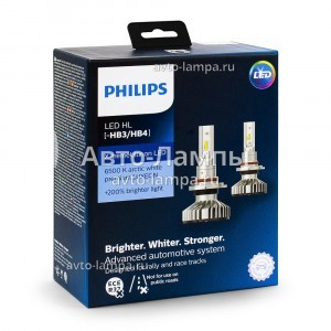 Philips HB4/HB3 X-treme Ultinon LED