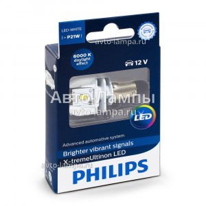 Philips P21W X-treme Ultinon LED