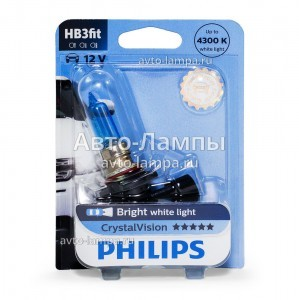 Philips HB3 CrystalVision