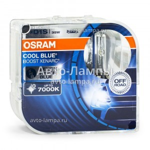 Osram D1S Xenarc Cool Blue Boost - 66140CBB-HCB