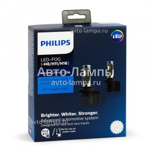 Philips H8/H11/H16 X-treme Ultinon LED