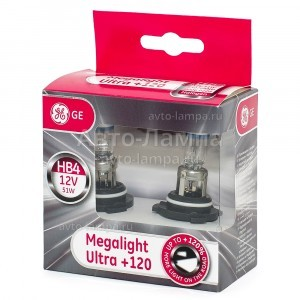 General Electric HB4 Megalight Ultra +120%