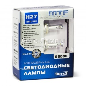 MTF-Light H27/880/H27/881 LED FOG