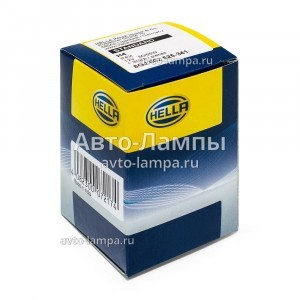 Галогеновая лампа Hella H4 Yellow - 8GJ 002 525-341