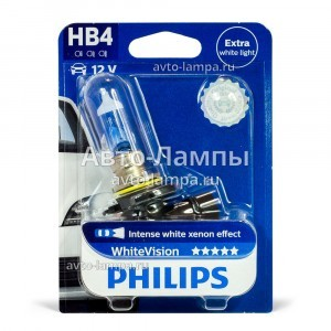 Philips HB4 WhiteVision - 9006WHVB1