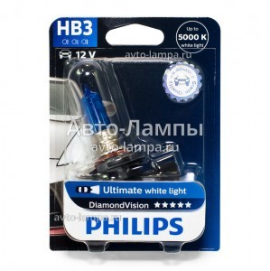 Philips HB3 DiamondVision