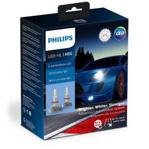 Philips H11 X-treme Ultinon LED HL - 11362XUX2