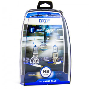 MTF-Light H3 Dynamic Blue - HDB1203