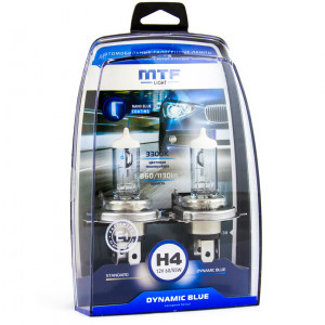 MTF-Light H4 Dynamic Blue - HDB1204