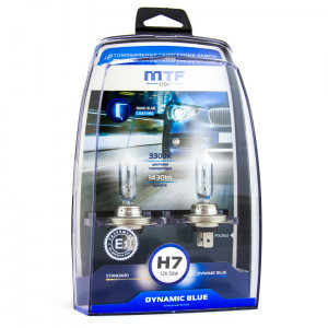 MTF-Light H7 Dynamic Blue - HDB1207