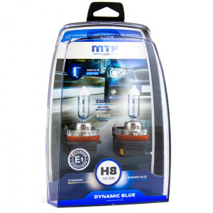 MTF-Light H8 Dynamic Blue - HDB1208