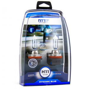 MTF-Light H11 Dynamic Blue - HDB1211