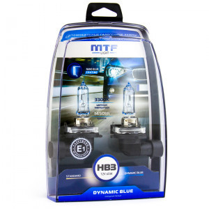 MTF-Light HB3 Dynamic Blue - HDB12B3