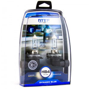 MTF-Light HB4 Dynamic Blue - HDB12B4