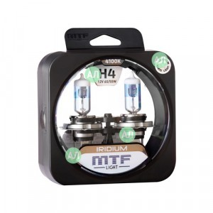 MTF-Light H4 Iridium