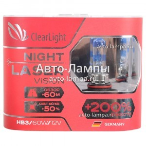 ClearLight HB3 Night Laser Vision