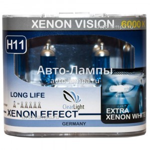 ClearLight H11 XenonVision