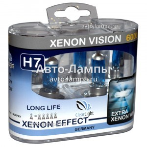 ClearLight H7 XenonVision