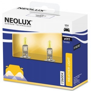 Neolux H1 Weather Light - N448W-2SCB