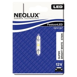 Neolux Festoon LED Gen.1 41 мм - NF4167 (6700K)