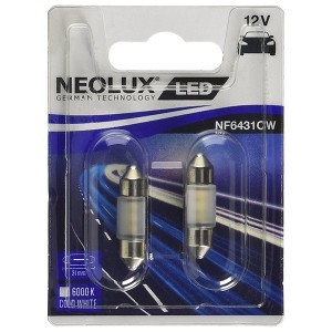 Neolux Festoon LED Gen.2 31 мм - NF6431CW-02B
