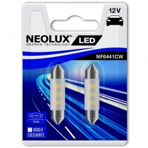 Neolux Festoon LED Gen.2 41 мм - NF6441CW-02B