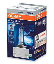 Osram Cool Blue Intense (+20%)