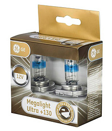 General Electric Megalight Ultra +130%
