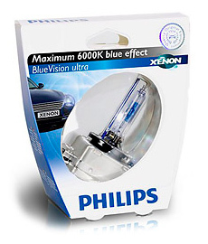 Philips Xenon BlueVision Ultra
