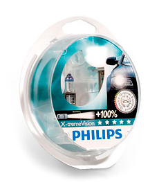 Philips X-Treme Vision (+100%)